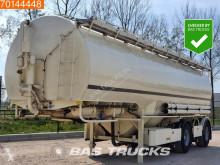Návěs Welgro 97WSL33 24 NL-Trailer / 8 Comp / Lenkachse / 47,2 m3 cisterna potravinářský použitý