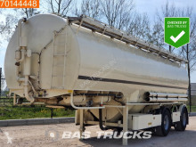 Semi remorque Welgro 97WSL33 24 NL-Trailer / 8 Comp / Lenkachse / 47,2 m3 citerne alimentaire occasion
