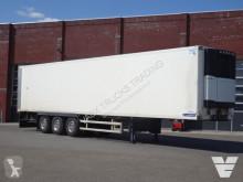 Trailer Lamberet Frigo Carrier Vector 1300 - Vleeshang / Hooks / Rohrbahnen - tweedehands koelwagen mono temperatuur