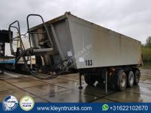 Kögel SKMP24 alu semi-trailer used tipper
