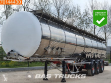 Burg 0-3-43 CN NL-Trailer / 37.200 Ltr / 4 / ADR semi-trailer used chemical tanker
