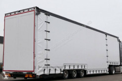 FSN Tieflader semi-trailer used car carrier
