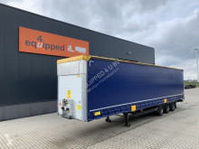 Semirremolque Schmitz Cargobull Mega, neue Code-XL Plane, galvanisiert, Scheibebremsen, Hubdach, NL-Auflieger, APK: 27/11/2021, 2x vorhanden lonas deslizantes (PLFD) usado