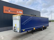 Schmitz Cargobull heavy equipment transport semi-trailer Mega, nieuwe Code-XL zeilen, gegalvaniseerd, schijfremmen, hefdak, NL-oplegger, APK: 22/11/2021, 2x beschikbaar