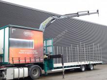 Flandria Semi SEMIE TRAILER / PALFINGER 18 t/m CRANE