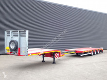 MAX Trailer / 4.5 mtr EXTENDABLE / semi-trailer used heavy equipment transport
