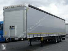 Semirremolque lona corredera (tautliner) Schmitz Cargobull CURTAINSIDER / LIFTED AXLE / 2019 YEAR /PERFECT