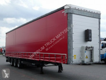 Semi remorque Schmitz Cargobull CURTAINSIDER / MEGA / LIFTED AXLE/2016/LOW DECK savoyarde occasion