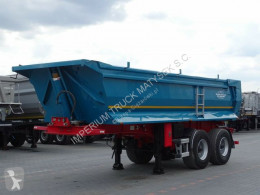 Полуремарке самосвал Stas CIMAR 20 M3 / 2 AXES / LIFTED AXLE/WHOLE STEEL