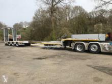 Faymonville max trailer MAX110 semi-trailer used heavy equipment transport