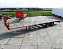 Trailer Zwalve O 2 GS 13 20 tweedehands platte bak