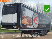 Schmitz Cargobull SK024 Liftachse Blumenbreit Doppelstock Carrier Maxima 1300 semi-trailer used mono temperature refrigerated
