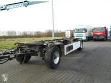 Krone AZW18 trailer used BDF