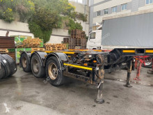 Broshuis 3 UCC 39/45 semi-trailer used container
