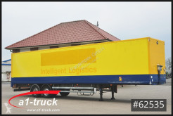 Semirremolque furgón doble piso Krone Samro, Koffer, verzinkt, Doppelstock. Lager,