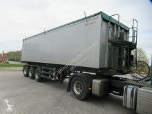 Yarı römork damper tahıl taşıyıcı Reisch 50 cbm Hinterkipper, Lift,Kornschieber,Staubsack
