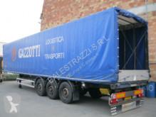 Semi-trailer used tautliner