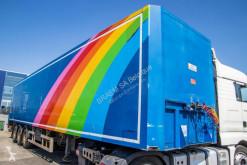 Semirremolque Van Hool MOEYERSONS+DHOLLANDIA furgón usado