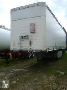 Naczepa Schmitz Cargobull firanka używana