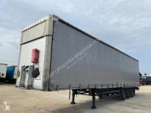 Semi reboque Schmitz Cargobull Semi-Reboque cortinas deslizantes (plcd) usado