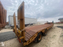 Montenegro heavy equipment transport semi-trailer D135