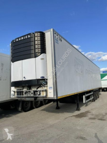 Samro Non spécifié semi-trailer used multi temperature refrigerated