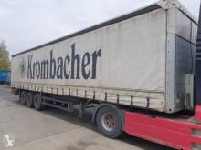 Semirremolque Schmitz Cargobull S 01 Liftachse Edscha Portaltüren lonas deslizantes (PLFD) usado