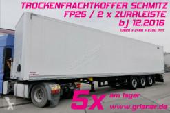 Полуремарке Schmitz Cargobull SKO SKO 24/ FP25/ EXPRESS / TÜREN /2x ZURRINGE /5 x фургон втора употреба