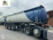 Hendricks 3-achs Chemie/Säure Tank/L4BH /22,5 cbm semi-trailer used chemical tanker