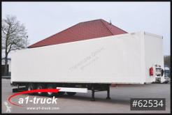 Полуремарке фургон двуетажен Krone SDK 27, Doppelstock, Textilausführung, guter Zustand