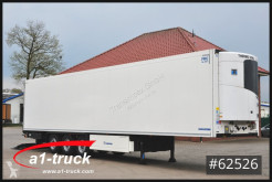 Krone refrigerated semi-trailer SD Tiefkühl, Thermo King, Doppelstock, LBW
