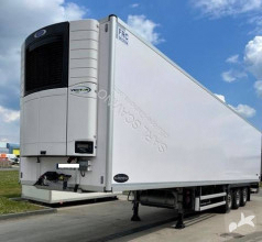 Aubineau mono temperature refrigerated semi-trailer