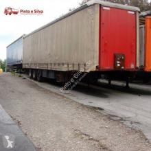 Invepe S 380 3R semi-trailer used tautliner