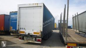 Sættevogn glidende gardiner Schmitz Cargobull SCS