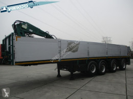 Pacton TTD 450 semi-trailer used flatbed