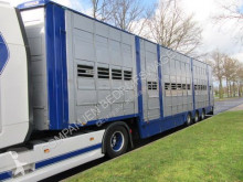Pezzaioli cattle semi-trailer SBA 31 U
