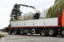 Kennis flatbed semi-trailer TPD.348.C-B STENENTRAILER!!