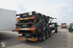 Полуремарке Krone SDC 27 / Container Chassis / BPW + Drum / 3x in stock контейнеровоз втора употреба