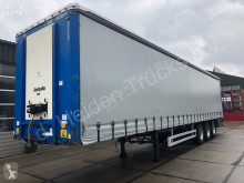 Pacton T3-001 | 1360x249x273 | 3x SAF semi-trailer used tautliner