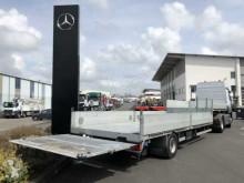 Semirremolque caja abierta teleros Wilken S20-2-2 1 Achs Pritsche + LBW NL 8.510kg