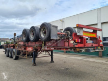 Fruehauf container semi-trailer Container Chassis Full Steel / 40ft. / 30ft. / 20ft.