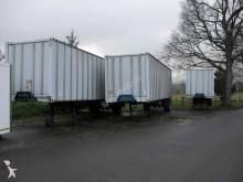 semi remorque porte containers Trailor