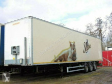 Fruehauf box semi-trailer Koffer *Verzinkte schassi*
