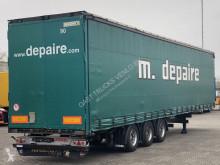 Kögel tautliner semi-trailer MEGA SCHUIFZEIL MET COIL / SAF-DISC