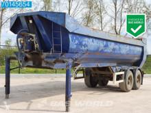 Robuste Kaiser tipper semi-trailer Kipper / 25m3 /
