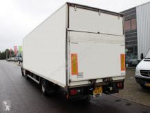 Trailer Iveco Daily BE Oplegger met Laadklep/Gesloten Opbouw tweedehands bakwagen