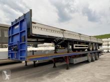 Pacton flatbed semi-trailer 3142 D