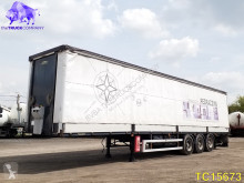Trailor Tarpaulin semi-trailer used tautliner
