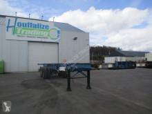 Fruehauf container semi-trailer container 2x20' - 1x40'