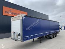 Полуремарке подвижни завеси Schmitz Cargobull nieuw Code-XL zeil, schijfremmen gegalvanisieerd, multilock, NL-trailer, APK: 04/2022